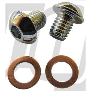 GUTSCHROME Front Fork Drain Screw
