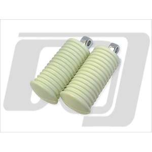 GUTSCHROME OEM Type Footpeg White