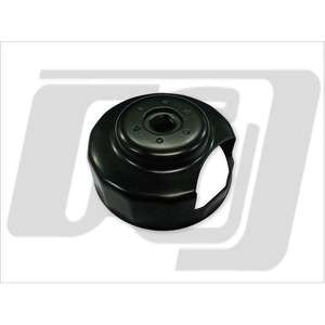 GUTSCHROME Oil Filter Wrench Black