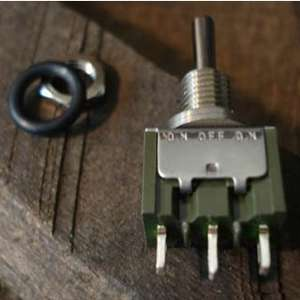 GUTSCHROME Waterproof Toggle Switch (Corresponding Canceller)