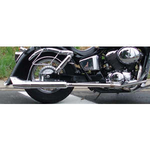 AMERICAN DREAMS 2in2 Left and Right BAZOOKA Fish Exhaust System