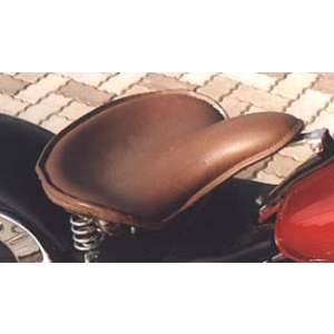 AMERICAN DREAMS Military Seat Kit (Real Leather Brown)