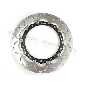 alpha Racing Racing Front Brake Disc
