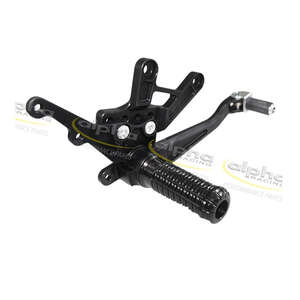 alpha Racing Aluminum Rear Sets Kit