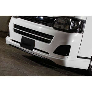 UIvehicle Forbito Front Lip Spoiler Type 3 Unpainted