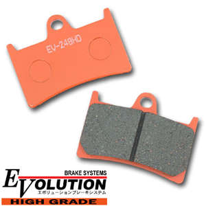 RISE CORPORATION [Items Eligible For Outletsale] EV - 248 HD HIGH GADE Brake Pad [Specials]