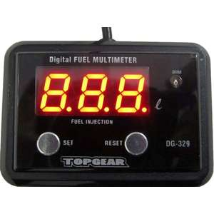 PROTEC DG-S01 Digital Fuel Meter Address V125/G/S