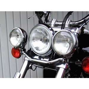 Fehling with Light Bar Rear for Headlight