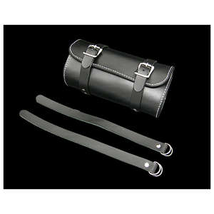 Neofactory Leather Tool Roll Black for 13/16 Inches ・21mm Plug