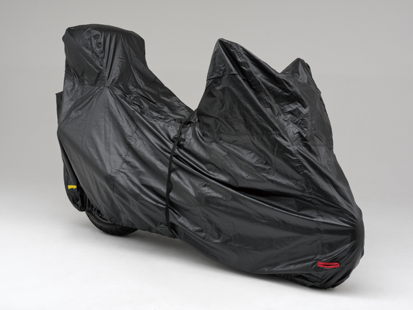 DAYTONA Black Cover 2 Standard for Top Case Equipped Vehicle [4L]