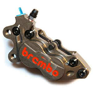 Northline Brembo Racing Caliper (Allerede CNC cut-out) for Motard Kit CRF2