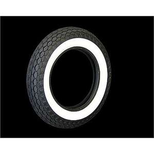 Parts Shop K&W BECK 2-inches White Wall Tire [4.50-18]