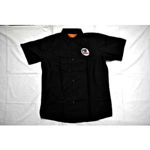 Parts Shop K&W CRIME SCENE Choppers Work Shirt