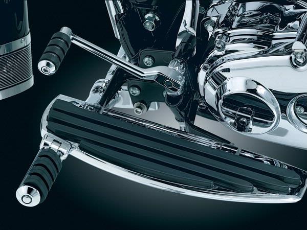 Kuryakyn Heel Shift Lever Eliminator For Harley Touring 1045