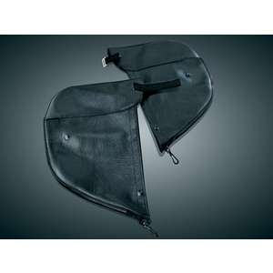kuryakyn Engine Guard Chaps (with Drink Holder & Pocket) for Touring