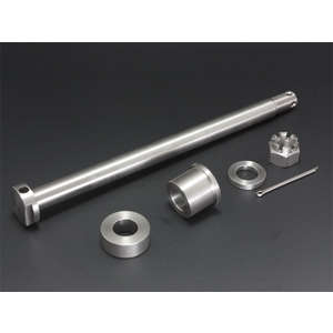 PMC(Performance Motorcycle Creative) Z / KZ Stainless Steel Axle Shaft Set