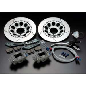 PMC(Performance Motorcycle Creative) Φ320Disc Rotor & CP2696 Brake Kit
