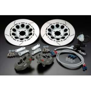PMC(Performance Motorcycle Creative) Disc Rotor φ320 & CP5569 Single Disc Kit