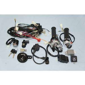 Terrific Honda Dax St50 Switches Harnesses Webike Wiring Cloud Oideiuggs Outletorg