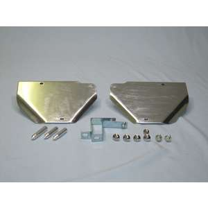 GM-MOTO Aluminum Side Cover