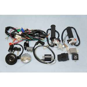 GM-MOTO Main Harness & Electrical Part Kit