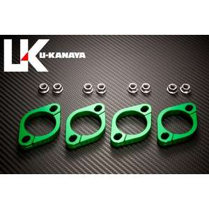 U-KANAYA Aluminum Cut-out Exhaust Floating [for ZX-10]