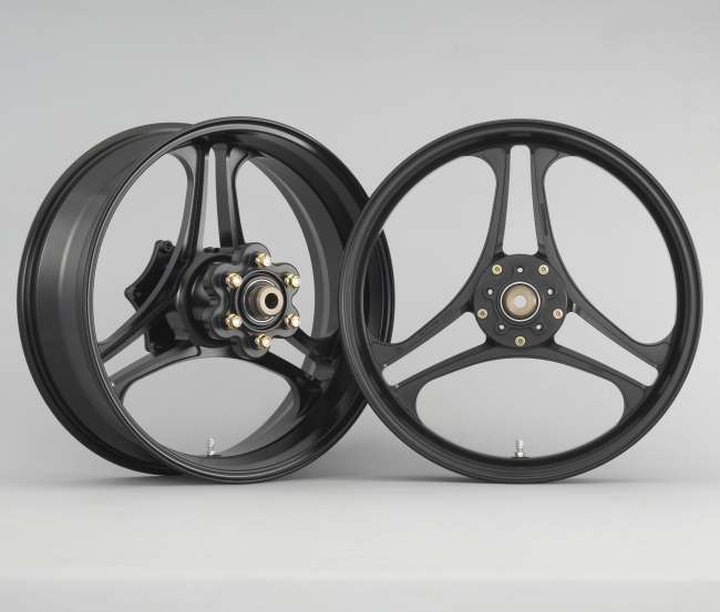 【BULL DOCK】LAVORANTE 鋁合金輪框 消光黑 - 「Webike-摩托百貨」