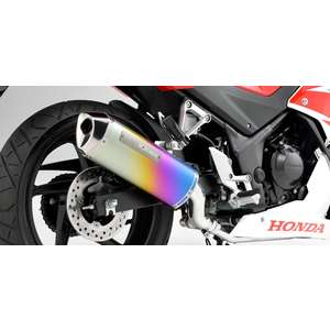 MORIWAKI Slip-on Silencer Exhaust System MX