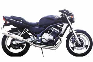 MORIWAKI Full Exhaust System TOURER