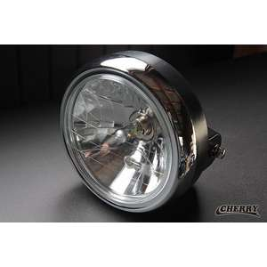 CHERRY Multi Reflector Headlight Assembly with Glass Lens