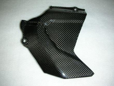 【CARBONVANI】碳纖維前齒盤護蓋 - 「Webike-摩托百貨」