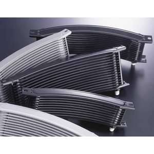 EARLS Round Oil Cooler / Full Exhaust System