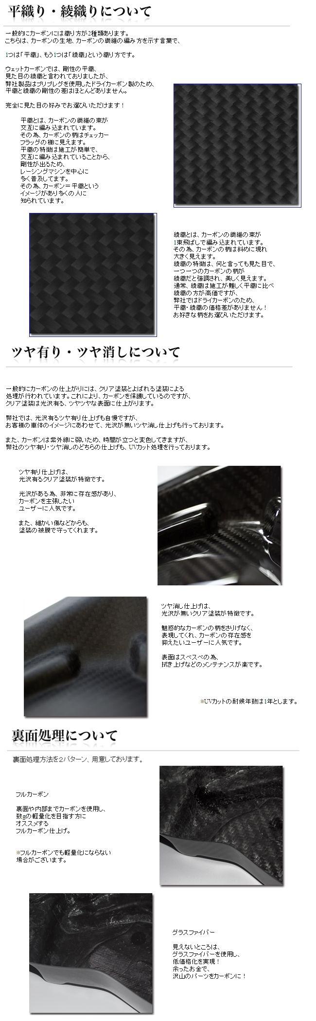 【Carbony】乾式碳纖維 側面板 - 「Webike-摩托百貨」