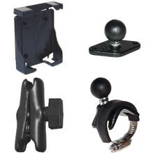 【RAM MOUNT】PDA用縱型固定座/皮帶扣組套 - 「Webike-摩托百貨」