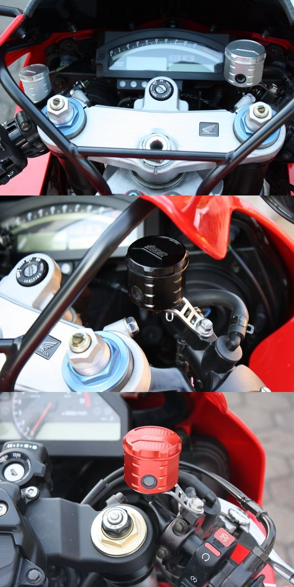 【GSG MOTOTECHNIK】前煞車用油壺/支架組 - 「Webike-摩托百貨」