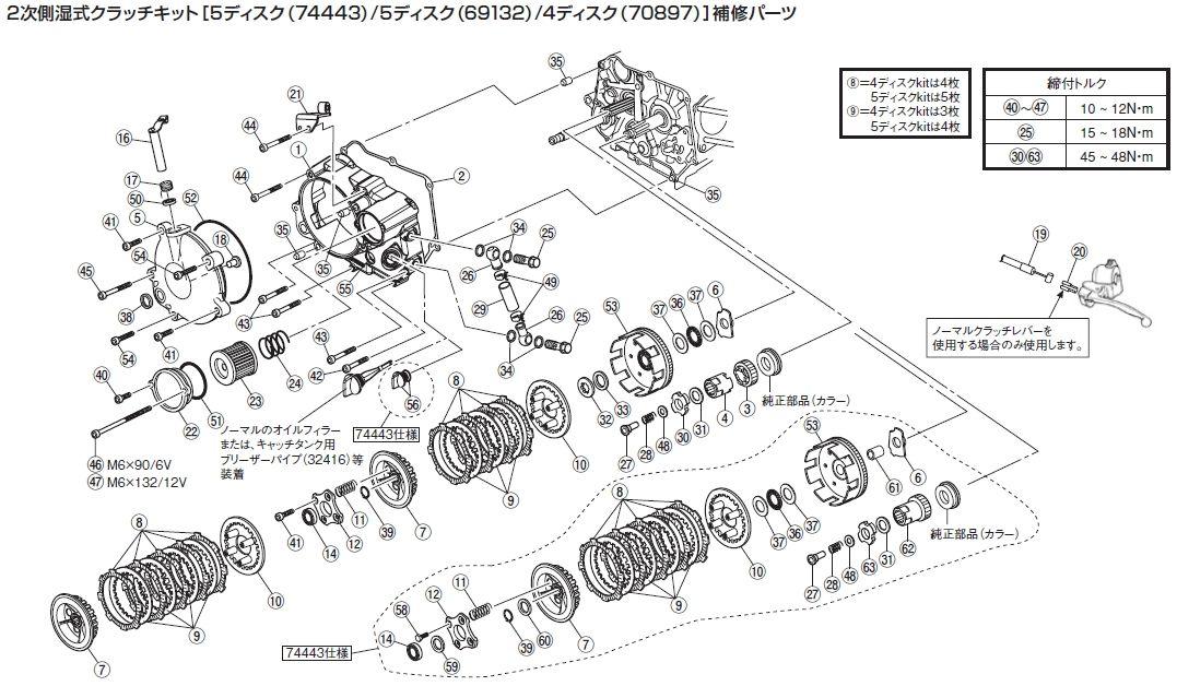 【DAYTONA】【2次側濕式離合器套件 維修用零件】推桿 COMP - 「Webike-摩托百貨」