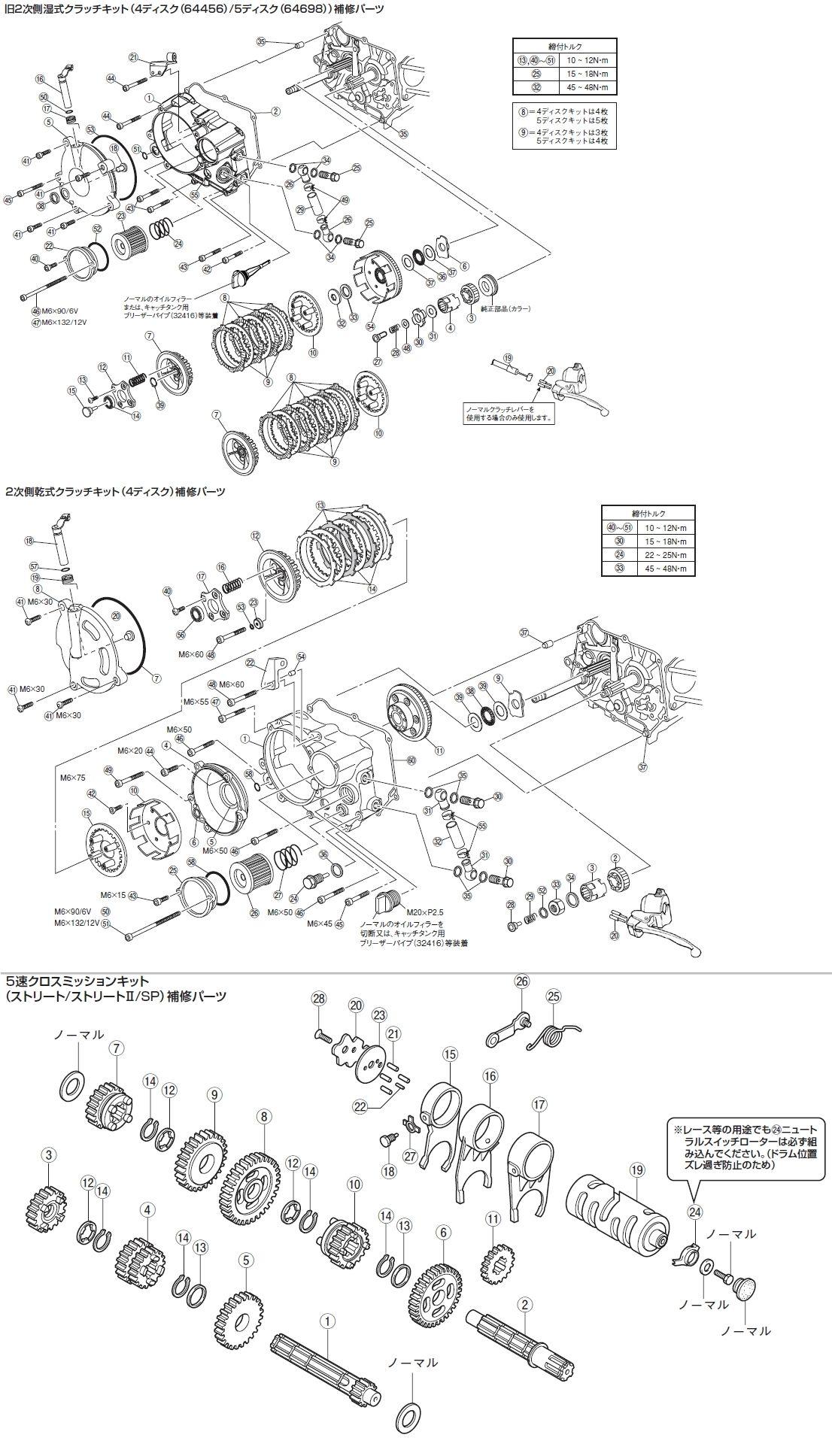 【DAYTONA】【離合器套件共有維修零件】壓板 - 「Webike-摩托百貨」