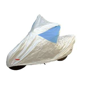 Osaka Fiber Two Tone Taffeta Motorcycle Cover