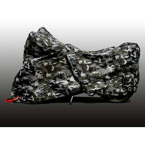 Osaka Fiber Camouflage patroon motorfiets Cover