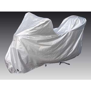 Osaka Fiber Taffeta Motorcycle Cover with Keyhole for Scooter with BSC&RB