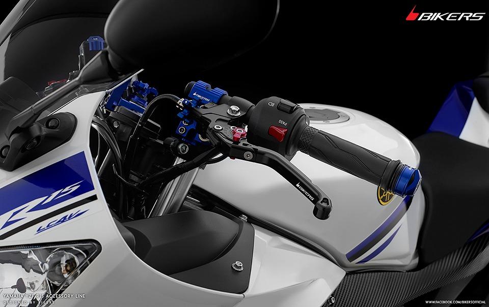 Folding Adjustable Brake Lever R 6階段調整 可倒式 煞車拉桿