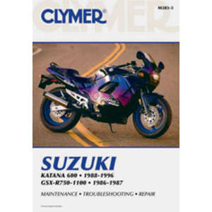 CLYMER Service Manual [English Revision Version]