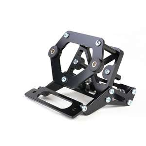 Anny's Z1000MK-2 Exterior Replacement Kit Tail Mount Bracket Set