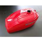 AGAIN Replica Fuel Tank (Light Ruby Red)