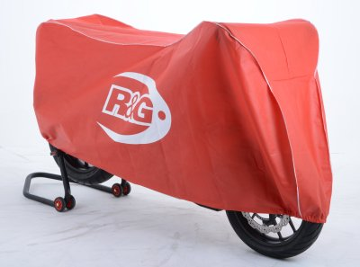 R & G Dust Cover [for Superbike/Street Motorcycles]