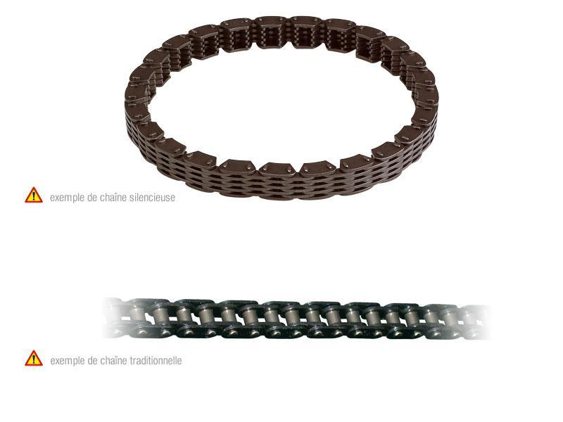 Prox TIMING CHAIN 126 LINKS TO GRIZZLY YFM660F 02 -08