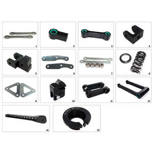 TECNIUM Lowering Kit 3-type Yamaha YZF-R1