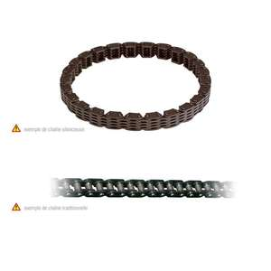 VERTEX 128 distribution chain link closed
