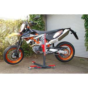 Bike Tower Motorcycle Tower Stand for 690 SMC