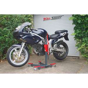 Bike Tower Motorcycle Tower Stand for SV650